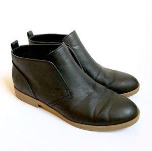 Indigo rd. Black booties/7